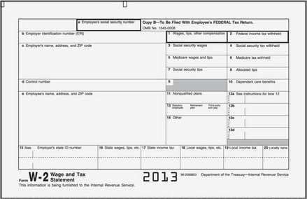 w2 form washington state  W-13 Form Copy Requirements | 13-W13 Info