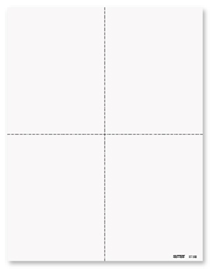 Blank W-2 Forms for QuickBooks